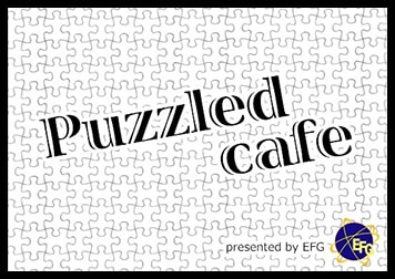 Puzzled cafe